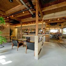 1階メインフロア~厨房~