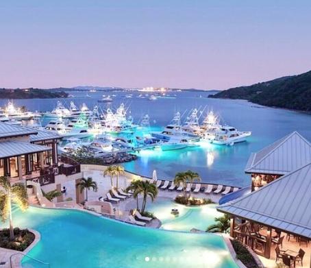 Anchor Up: Scrub Island Resort in Tortola