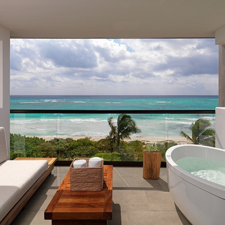 UNICO 20 ̊87 ̊ Follow the Coordinates to Your Next  Luxury Getaway