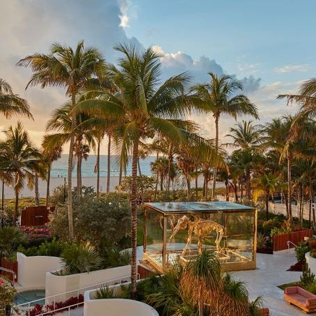Faena Hotel: A Living Art Gallery in South Beach Miami