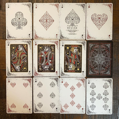 Playing Card Reading Class