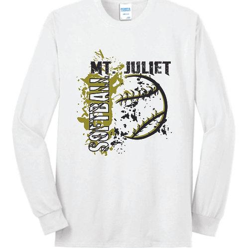White Tshirt 50/50
