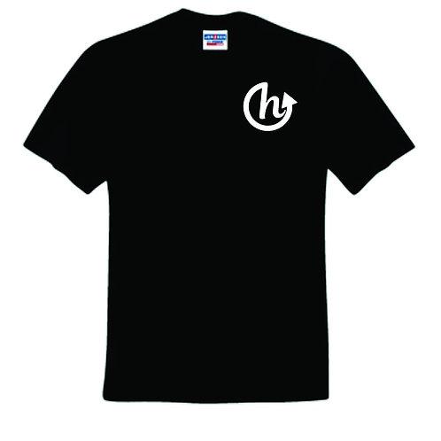 HH-Pocket Print Design Logo on Back