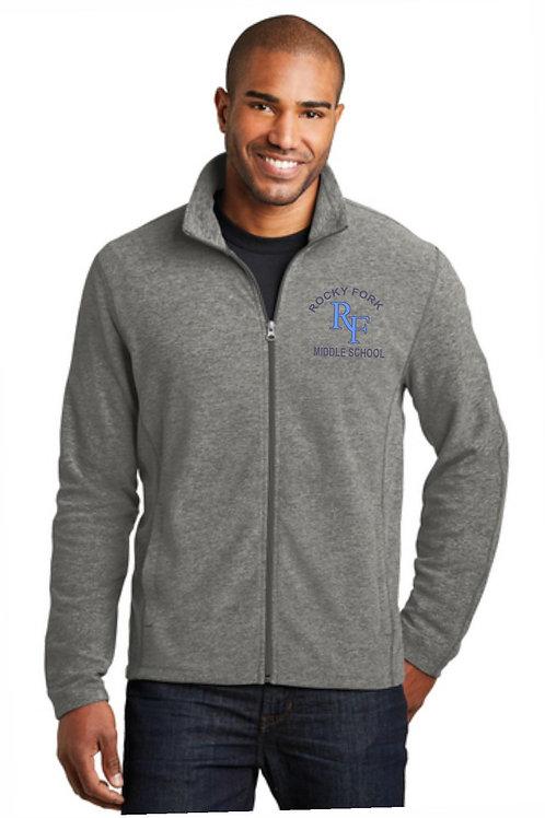 Men's Lightweight Microfleece Jacket