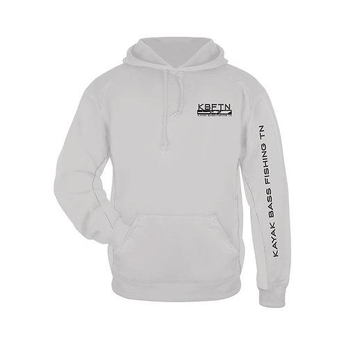 Grey  Badger Brand Performance Hooded Tshirt