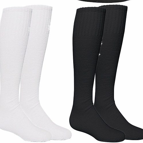 Dry-Wicking Socks (2 pairs total1 Black and 1 White)