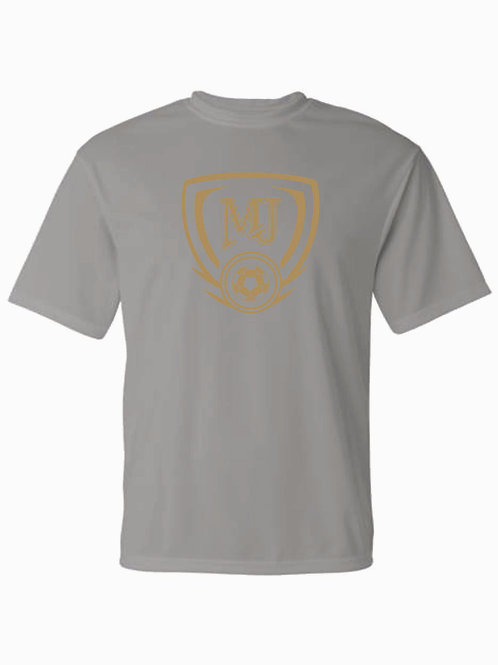 Silver Practice Shirt
