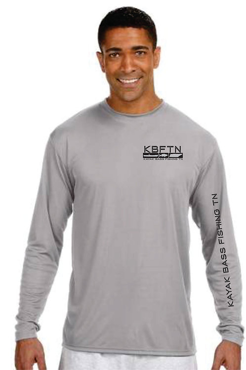 Grey A4 Long Sleeve Tshirt
