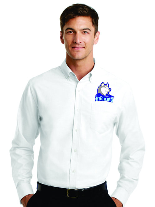 Mens SuperPro™ Oxford Shirt
