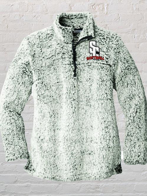 Port Authority ® Ladies Cozy 1/4-Zip Fleece