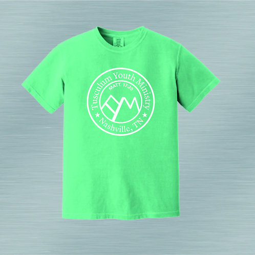TS-Comfort Colors SS Round Logo