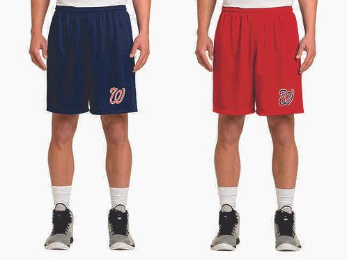Sport-Tek Classic Mesh Shorts