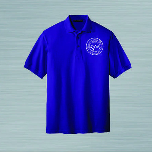 TS-Embroidered Silk Touch Polo