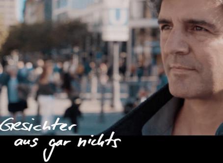 """Video-Premiere und Single """"Gesichter aus gar nichts"""" am 12.04.2019"""