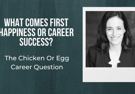 What Comes First Happiness or Success?