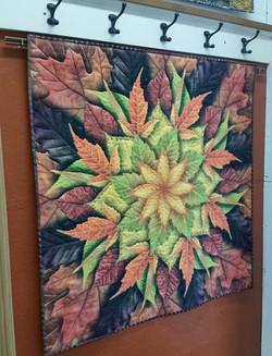 panel Big Leaf