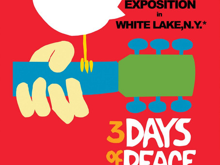 Woodstock — A Festival of Community, Above Music
