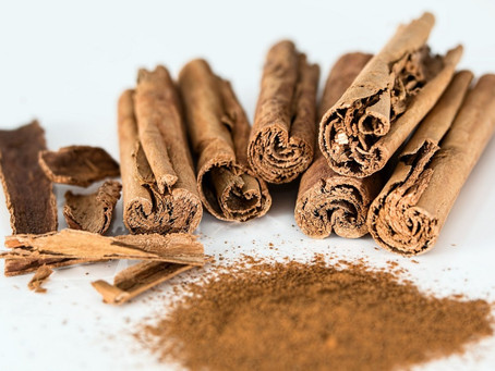Monday Medicine: Cinnamon