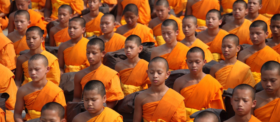 We're All Monks