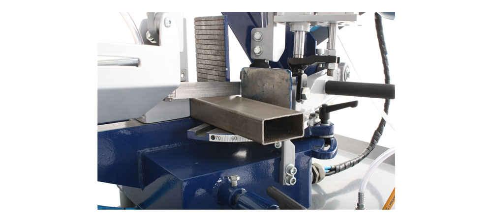 Foto 5 - Serra Fita Horizontal 320 Semi Automática