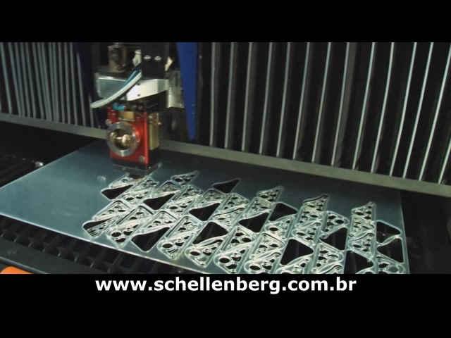 Vídeo 3 - Laser 2000X1500P 500W