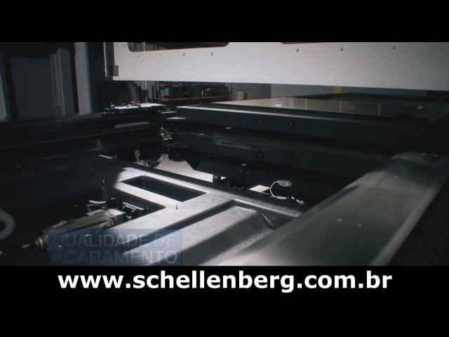 Vídeo 1 - Laser 3000X1500P 3.500W