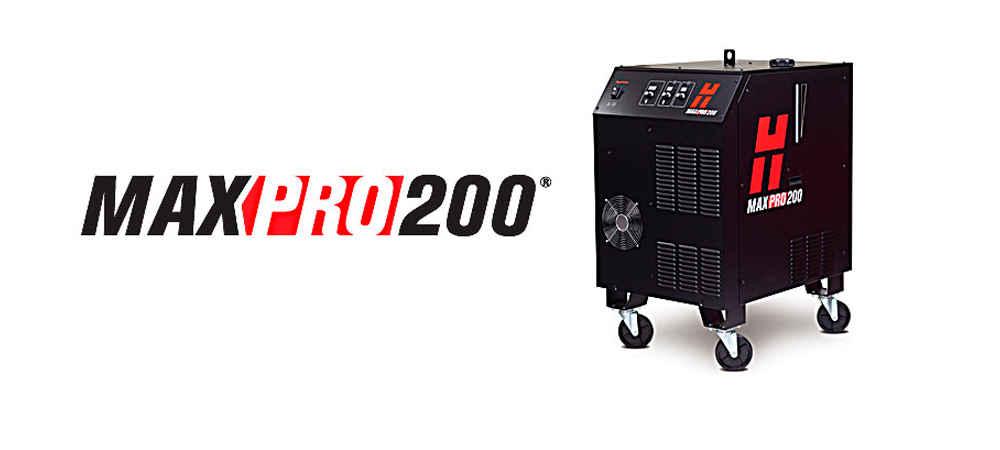 Fonte de Plasma Maxpro 200 Hypertherm