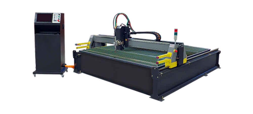 Máquina Plasma e OxicorteCNC - Convencional