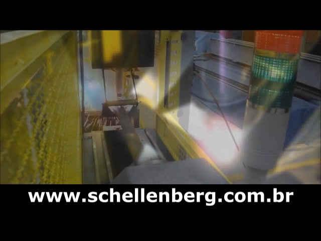 Vídeo 1 - Máquina CNC a Plasma para Corte e Furação de Tubos