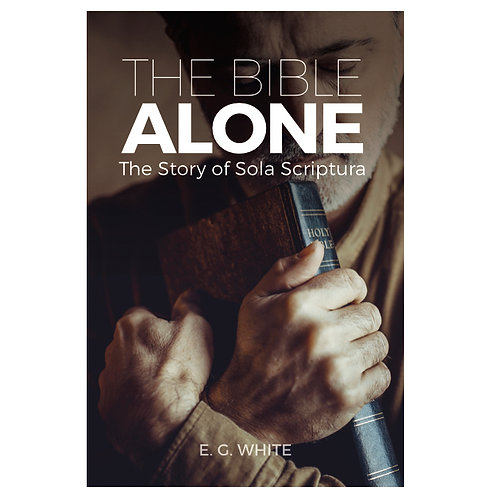 The Bible Alone - Box of 10