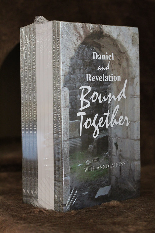 Daniel and Revelation Bound Together Package of 10