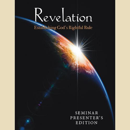 Revelation Seminar Presenter's Edition