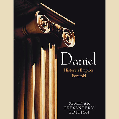 Daniel Seminar Presenter's Edition