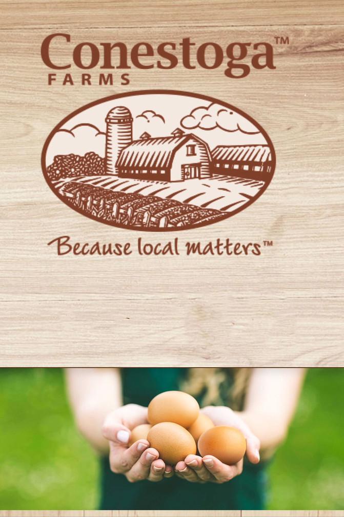 Farm To Table with Conestoga Farms