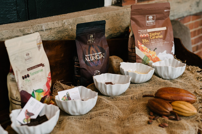 Cacao Barry Flavour Dinner: A Pioneering Journey of Flavour with Executive Chef Jason Bangerter &amp