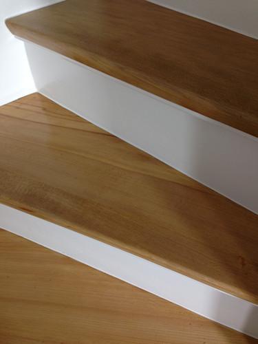 Holztreppen Aufbereitung
