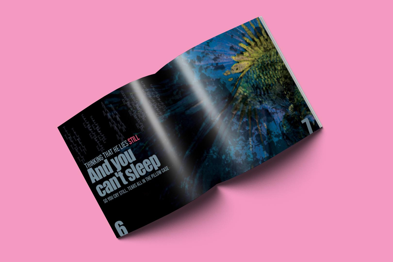 Booklet Spread