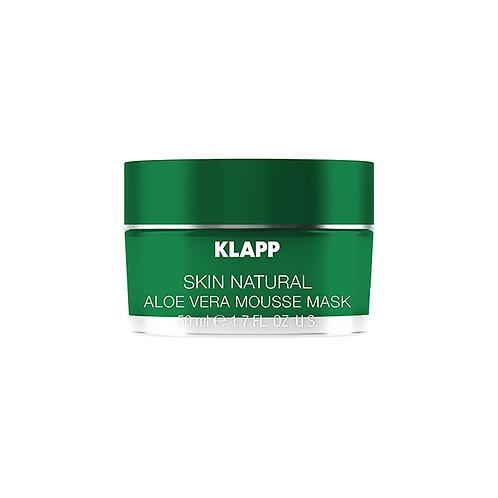 Aloe Vera Mousse Mask