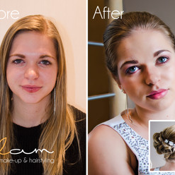 Make-over make-up & hairstyling