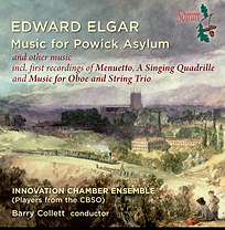 Elgar Music for Powick Asylum  CD  Downl