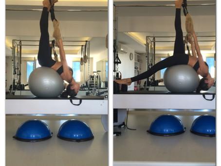 Pilates Yaparken Dikkat Etmeniz Gerekenler...