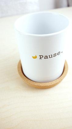 Pause Tasse