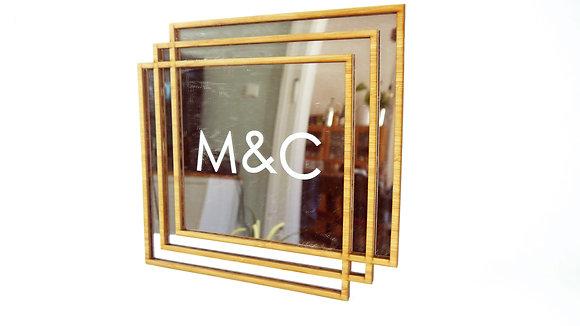 Monogram Spiegel