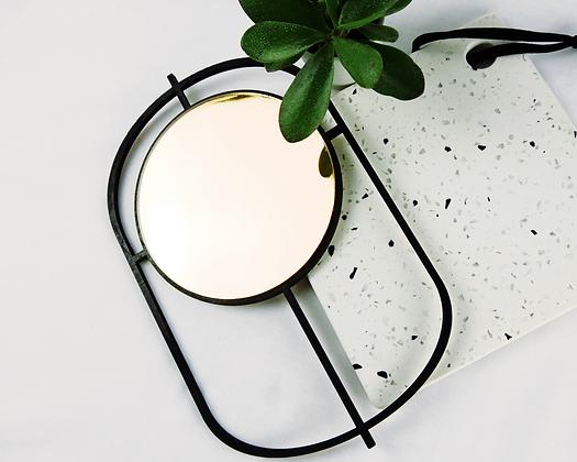 Spiegel oval