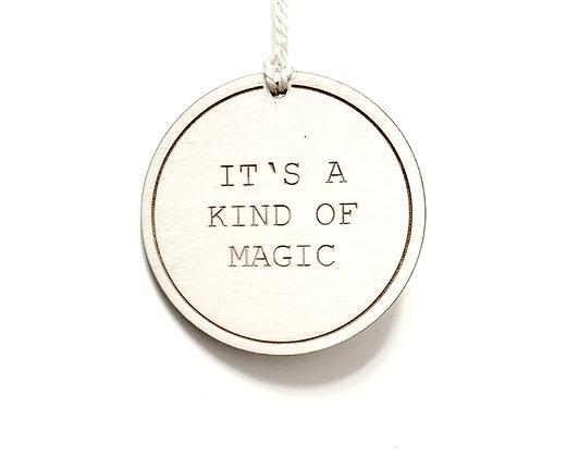 Magic Schild