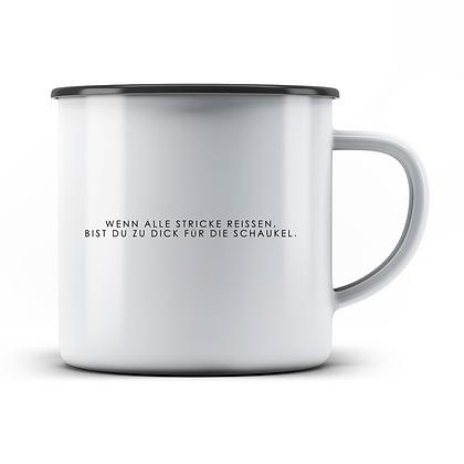 Schaukel Tasse