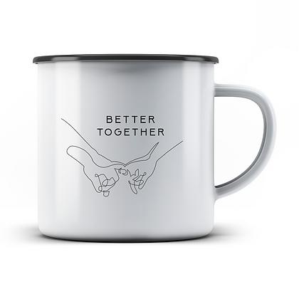 better together Tasse