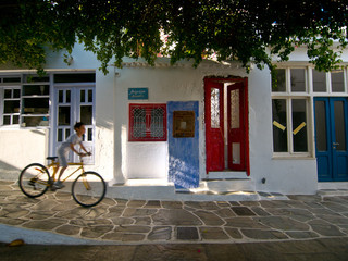 Kythnos Project 17-29 September