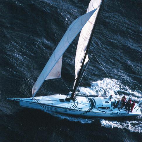 Ocean Planet, 60' Ocean Racer Designed By Tom Wylie