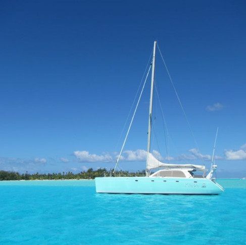Kiapa 52' Catamaran Designed By Morrelli and Melvin